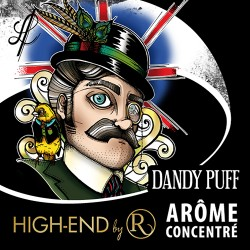 Revolute High-End Dandy Puff Aroma
