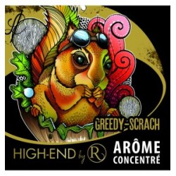 Revolute High-End Greedy-Scrach Aroma