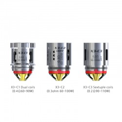 IJOY Captain X3-C3 coil 0.2 ohm