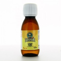 SUPERVAPE 20PG/80VG 120 ml 0 mg