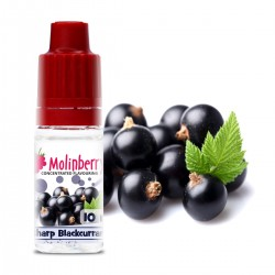 Sharp Blackcurrant 10 ml
