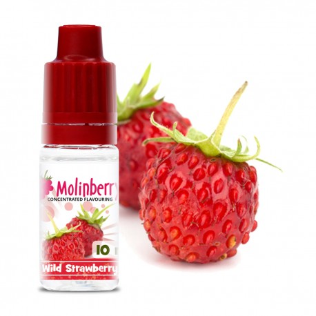 Wild Strawberry 10 ml