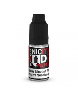 NicIt UP Salts 50/50 - 10 ml